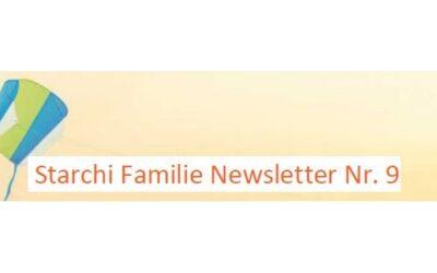 Starchi Familie Newsletter Nummer 9