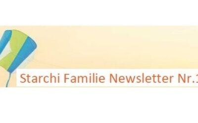 Starchi Familie Newsletter Nummer 10
