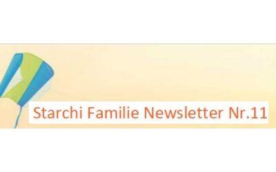 Starchi Familie Newsletter Nummer 11